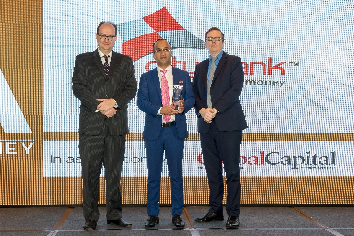City Bank wins Asiamoney 'Best Bank for Premium Services' award for the second straight year