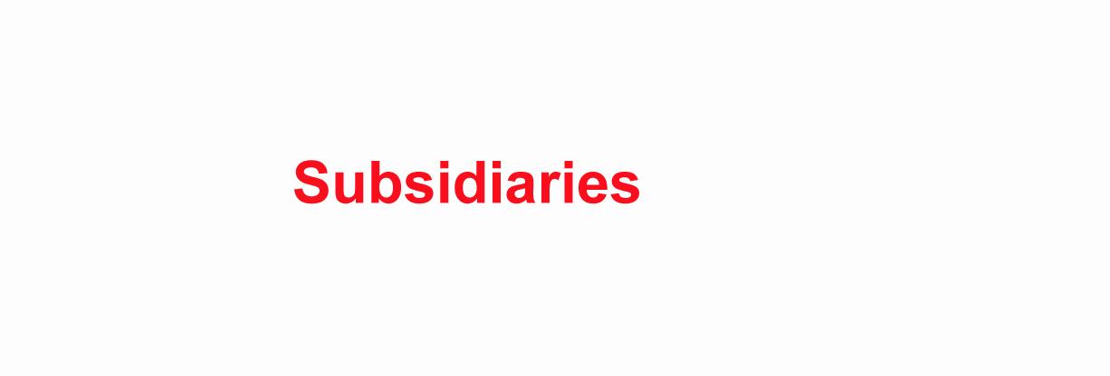 City Bank Subsidiary